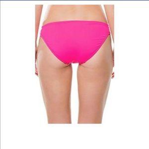 Trina Turk Swim - Trina Turk shirred bikini bottoms